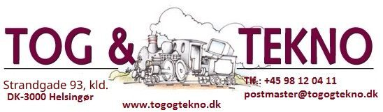 Tog og Tekno – Helsingør